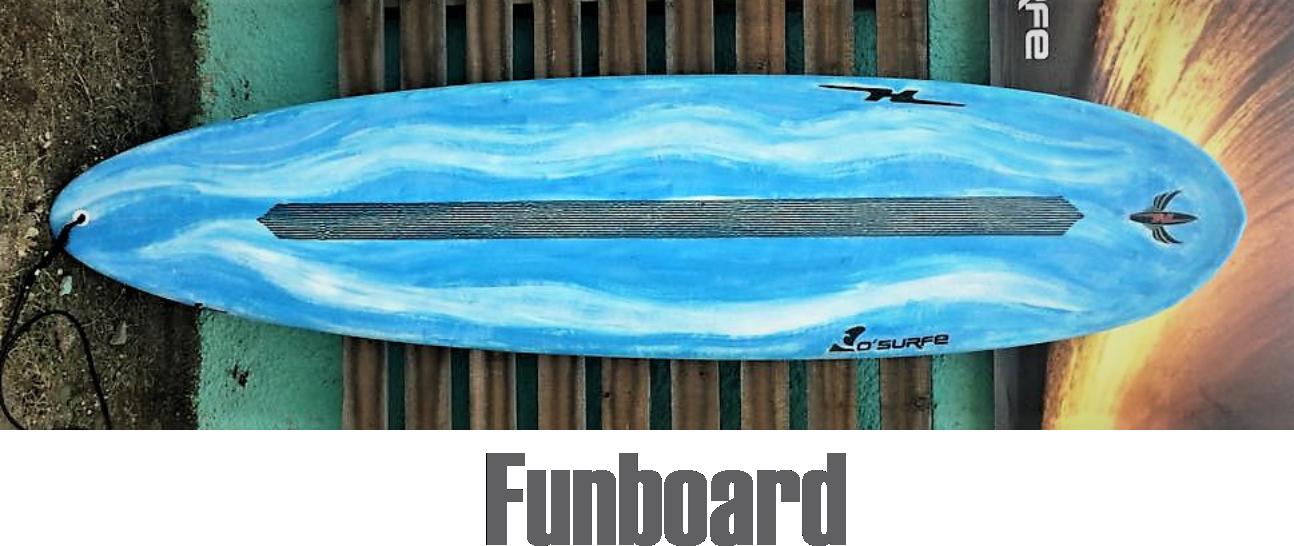 FUNBOARD MODELS