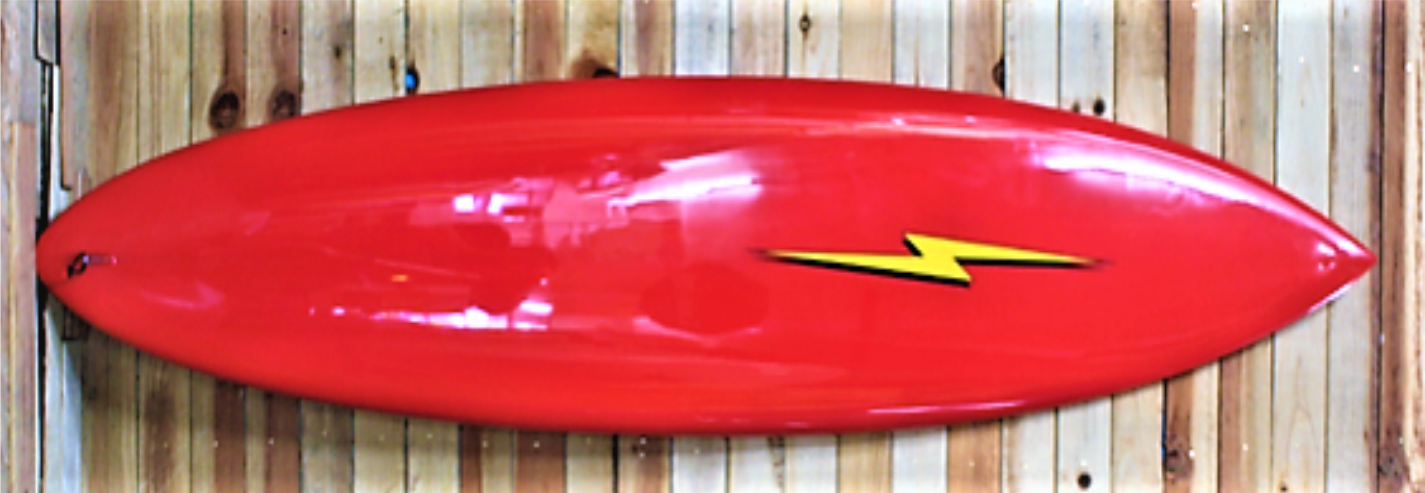 bolt round tail retro - Graham Smith