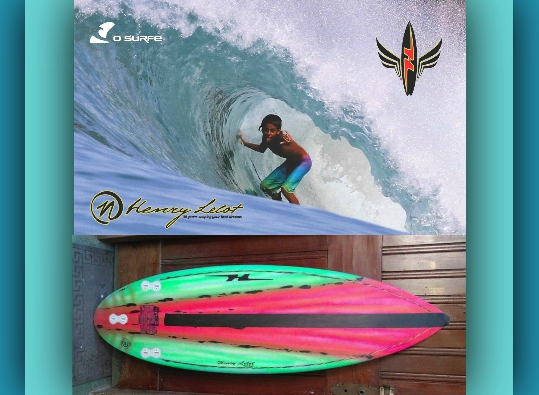 Surfboards Models
